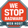 We Stop Badware Web Hosts